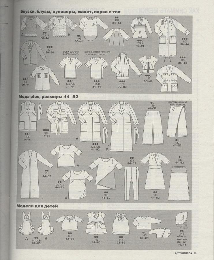 Выкройки платьев для беременных из журнала бурда 60