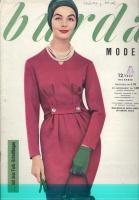 BURDA MODEN 1957 12 (декабрь)