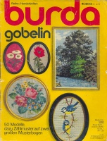Burda Gobelin 1975 #320
