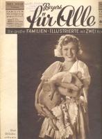 Журнал Beyers für Alle 1931/32 heft 5