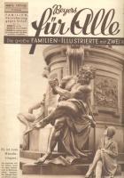 Журнал Beyers für Alle 1931/32 heft 3