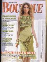 LA MIA Boutique 2011 №08 AGOSTO август