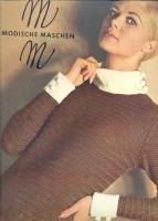 Modische Maschen (вязание) 1968 2
