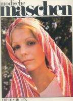 Modische Maschen (вязание) 1975 4