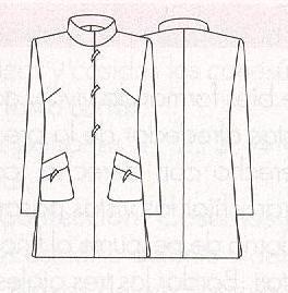 Эскизы деловой одежды