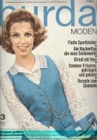 BURDA MODEN 1968 03 (март)