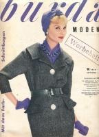 Журнал BURDA MODEN 1959 9