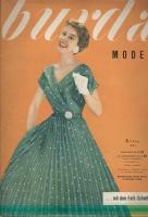 BURDA MODEN 1956 05 (май)