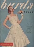 BURDA MODEN 1956 04 (апрель)