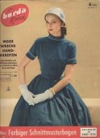 BURDA MODEN 1953 04 (апрель)