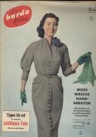 BURDA MODEN 1953 03 (март)