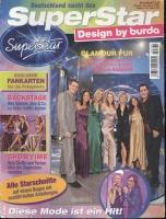 BURDA DESIGN SuperStar 2003 E765