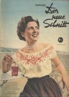 Schwabe Der neue Schnitt 1951 06/39