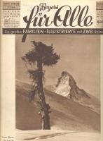 Журнал Beyers für Alle 1931/32 heft 09