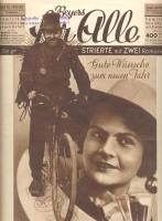 Журнал Beyers für Alle 1931/32 heft 13