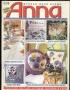 Журнал ANNA АННА (Журнал Энне Бурда) 1998 09