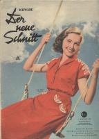 Schwabe Der neue Schnitt 1952 04/49