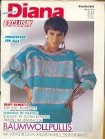 DIANA exclusiv HANDARBEITEN  Sonderheft DE614 1987