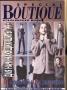 Журнал Boutique special Для начинающих шить 1999 №1