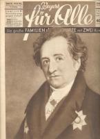 Журнал Beyers für Alle 1931/32 heft 21