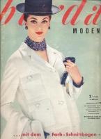 BURDA MODEN 1960 02 (февраль)
