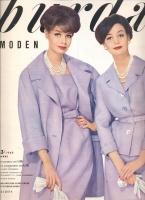 BURDA MODEN 1960 03 (март)