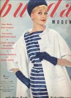 BURDA MODEN 1961 03 (март)
