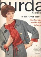 BURDA MODEN 1961 09