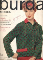 BURDA MODEN 1962 1
