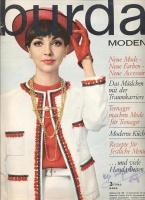 BURDA MODEN 1962 3