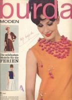 BURDA MODEN 1962 5
