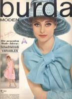 BURDA MODEN 1962 06 (июнь)