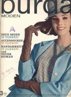 BURDA MODEN 1963 3