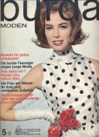 BURDA MODEN 1963 05 (май)