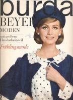 BURDA MODEN 1964 02 (февраль)