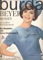 BURDA MODEN 1964 04 (апрель)