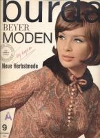 BURDA MODEN 1964 9