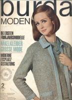 BURDA MODEN 1965 02