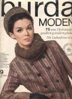 BURDA MODEN 1965 09 (сентябрь)