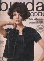 BURDA MODEN 1965 11 (ноябрь)