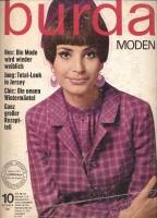 BURDA MODEN 1966 10 (октябрь)
