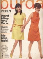 BURDA MODEN 1967 5