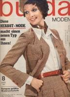 BURDA MODEN 1968 8