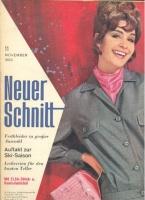 Neuer Schnitt 1963 11