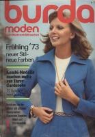 BURDA MODEN 1973 01 (январь)