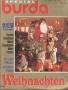 BURDA SPECIAL (БУРДА) Weihnachten 1990 23/91 E163