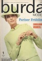 BURDA MODEN 1968 01 (январь)