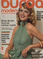 Журнал BURDA MODEN 1973 6