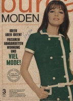 Журнал BURDA MODEN 1966 3