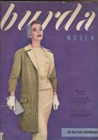 Журнал Burda Moden 1956 3